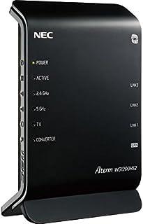 NECパーソナル Aterm WG1200HS2 PA-WG1200HS2
