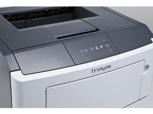 Lexmark MS310DN A4 Mono Laser Printer Photo #3