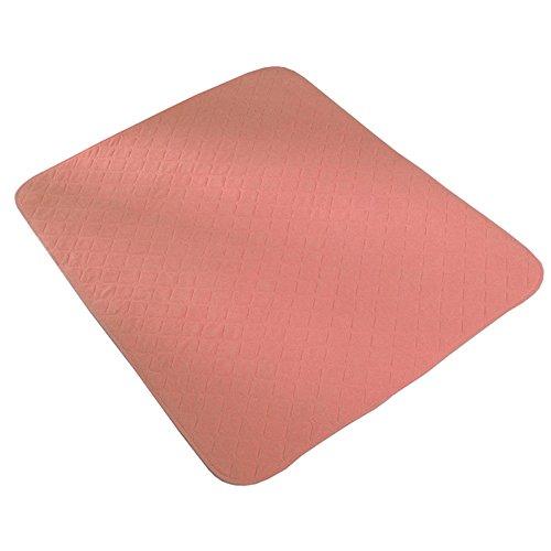Nottingham Rehab Supplies (NRS), Traversa da materasso per incontinenza, lavabile, 2 L, 70 x 85 cm
