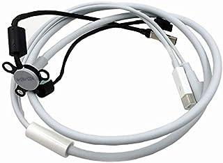 """olivins Apple Thunderbolt Cinema Display 27""""A1407 2011年半ばの922-9941オールインワンケーブルの交換(MC914LL / A)"""