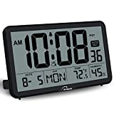 Best Digital Wall Clocks - WallarGe Digital Wall Clock, Autoset Desk Clocks Review