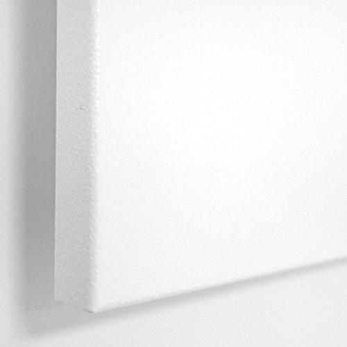 VASNER Citara Infrarotheizung 900 Watt 60 x 120 cm weiß Metall Elektroheizung Wand- Bild 5*