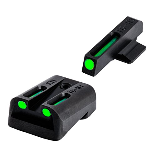 TRUGLO TG131KT TFO Brite-Site Series, Kimber, Green Rear Sight, One Size