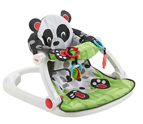 Fisher-Price Sit-Me-Up Floor Seat Panda Paws