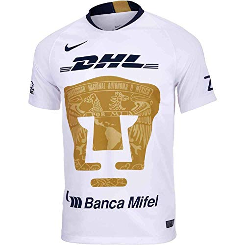 NIKE PUMAS Home Men's Soccer Jersey 2018-19 (S)