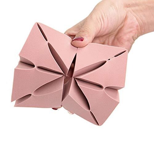 Poudre Puffs détachables maquillage éponge mélangeur fond de teint mélangeur applicateur éponges forme triangle