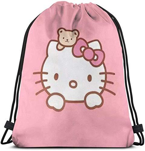 Not applicable Clásica Asas-Pink Hello Kitty Gimnasio