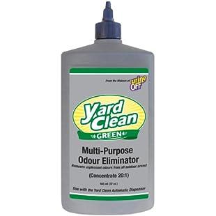Customer reviews Yard Clean Multi-Purpose Odour Eliminator, 946ml