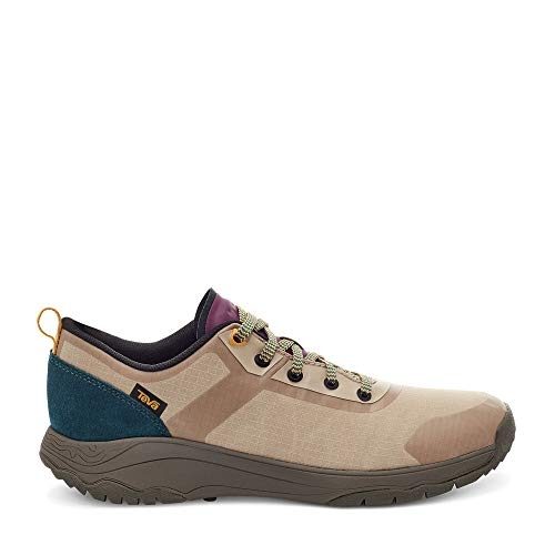 Teva Women's Gateway Low Hiking Shoe, Sesame Retro, 10.5