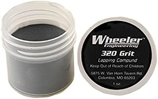 Wheeler Replacement 320 grit Lapping Compound - 1 oz. jar