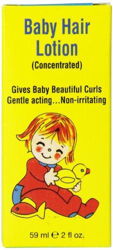 Clubman Baby Hair Lotion, 2 fl oz