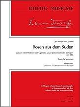 Rosas del sur: para orquesta (rayas 4 – 3 – 2 – 2 – 1)