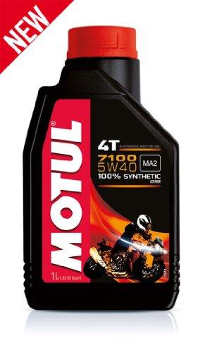 MOTUL Olio Motore 7100 5w40 100% Sintetico