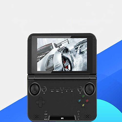 zhuao Flip Handheld-Konsole, Tragbare Konsole, GPD XD Plus Gamepad Englische Regeln