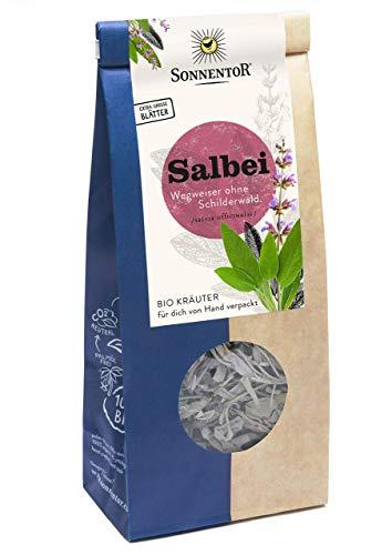 Sonnentor Tee Salbei lose, 1er Pack (1 x 50 g) - Bio