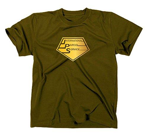 #2 The King of Queens T-Shirt,IPS Logo, Doug Heffernan XXL