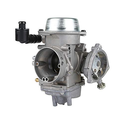 XMT-MOTO Made in Japan Carburetor Carb fits for Yamaha Grizzly 660 YFM660 2002-2008,Polaris OUTLAW 500 2006,Polaris PREDATOR 500 2003-2006,Bombardier DS650 2000-2006,Bombardier Can-Am DS650 2007, Repl