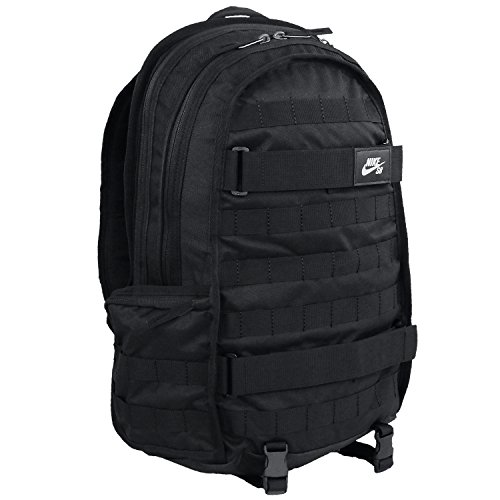 NIKE Unisex Adult Sb Rpm Solid Backpack - Black, One Size