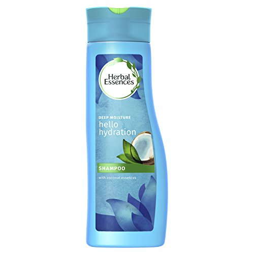 Herbal Essences Hello Hydration Shampoo for Dry Hair, 400 ml- Pack of 6