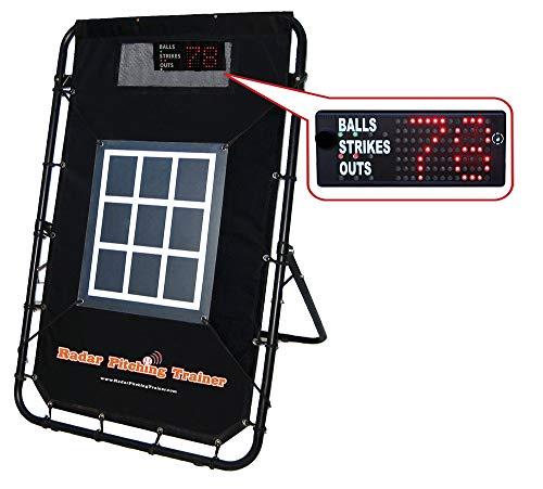 Radar Pitching Trainer