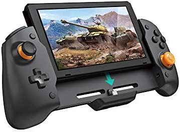 TNS 19252 NS Switch Grip in line Gamepad Plug and Play Suitable for N Switch NS can Charge and product image