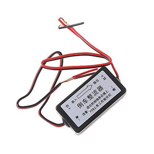 Beseitigung von Störungen für Auto Rückspiegel Bildschirm überwachen Backup Kamera Filter Rechtsanwalt 12V Gleichstrom Kondensator für Relais
