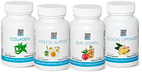 Yes You Can Weight Loss Diet ブランド買うならブランドオフ Supplement High-Qual Kit Made with 新作多数