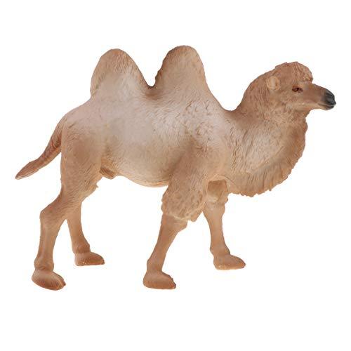 Realistische Bauernhof / Zoo Tiermodell Figur Kinder Spielzeug Geschenk Ornament - Kamel
