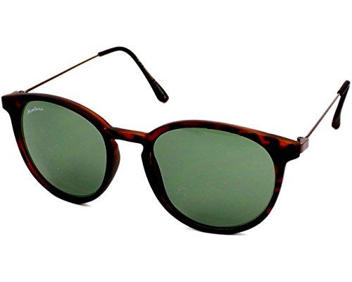 MONTANA S33 Gafas, Multicoloured (Turtle/G), Talla única Unisex Adulto
