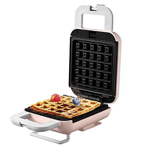 YFGQBCP Máquina de sándwich de asador de Tostador, con Placas extraíbles, Recubrimiento Antiadherente, Placas de cocción Profunda, Control automático del termostato