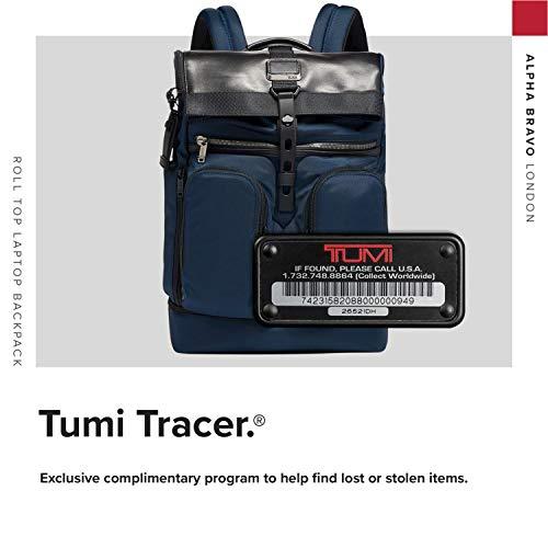TUMI(トゥミ)ALPHABRAVO『ロンドンロール・トップ・バックパック』