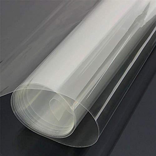 Fenster Splitterschutz Folie - Happyroom Sicherheitsfolie Splitterschutzfolie Einbruchschutzfolie Fensterfolie Folie (76cm*5m)