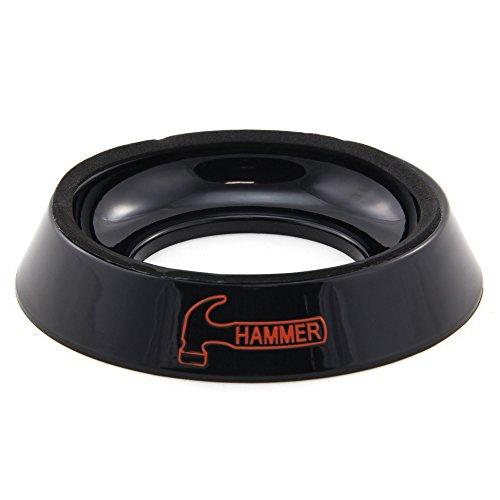 HAMMER Bowling Ball Cup, Balluntersetzer schwarz