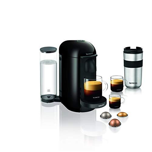 Nespresso Vertuo XN9038 - Máquina de café expreso de Krups
