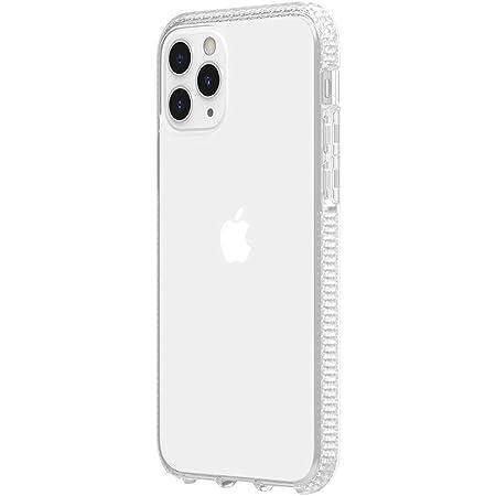 Griffin Survivor Clear Case Hülle Nach Militärstandard Für Apple Iphone 11 Pro 5 8 Dünnes Design I Stoßdämpfende Ecken I Qi Kompatible Handyhülle Transparent Gip 022 Clr Elektronik
