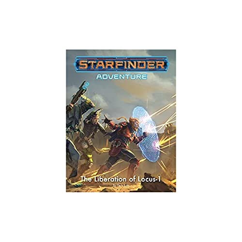 Starfinder Adventure: The Liberation of Locus-1