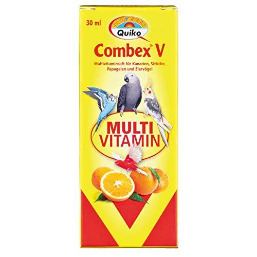 COMBEX V Multivitaminsaft f.Ziervögel 30 ml Saft