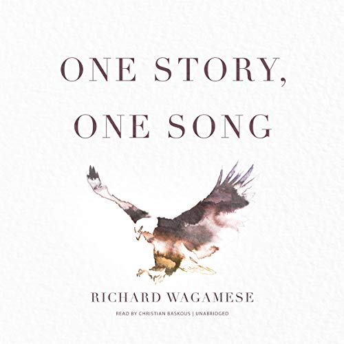 One Story, One Song audiobook cover art