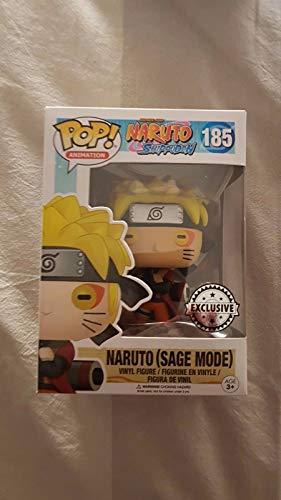 Funko- Naruto Sage Mode Figura, Multicolor, Standard (Abysse Corp_BOBUGU695) 2