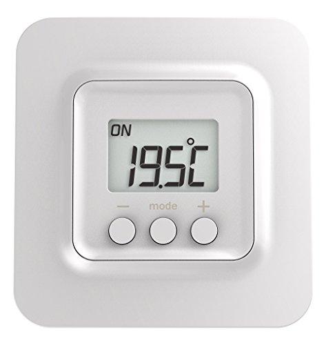 Delta Dore 6050608 Termostato Radio TYBOX 5100, Bianco