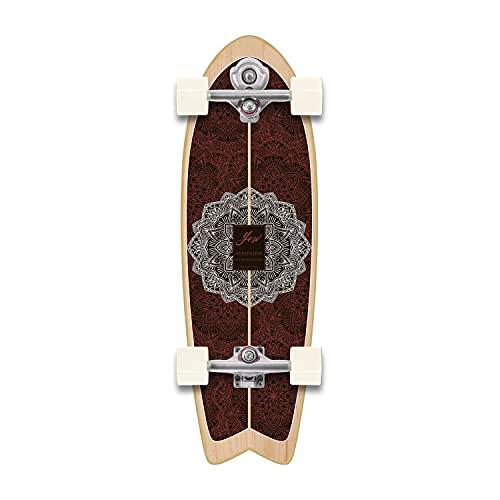 YOW Skateboard Surfskate Skateboard Huntington Beach 30' Power Surfing Series