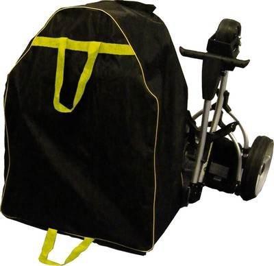 Wasserdichte Reise- und Tragetasche für elektrische Golftrolleys, extra groß für 99% der elektrischen Trolleys