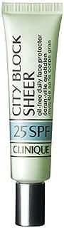 Clinique City Block Sheer SPF 25 40ml Daily Face Protector Sun Protection