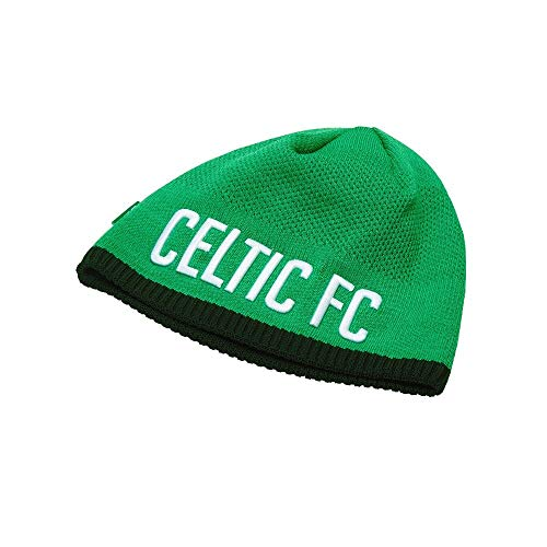 New Balance Celtic FC Junior Beanie Hat - Official Licensed Product