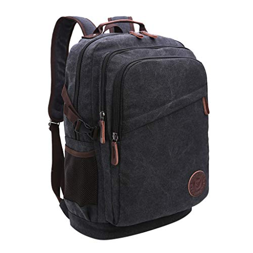 Bolsos Mochila para Hombre Mujer Grandes Baratos PAOLIAN Mochila de Viaje Portátil Antirrobo Moda Bolsos Casual Backpack Deporte Aire Libre Multibolsillo Multifuncional