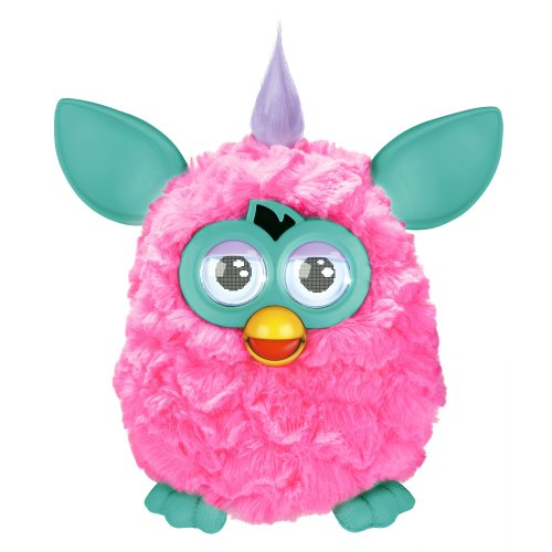 Pink Cotton Candy Furby