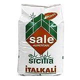 Salgemma grosso di sicilia, sacco da 25 kg. Per depuratori a