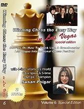 Winning Chess In Las Vegas Susan Polgar Volume 6