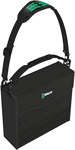 Wera 2go 2 Werkzeug-Container, 3-teilig, 1 Stück, 05004351001
