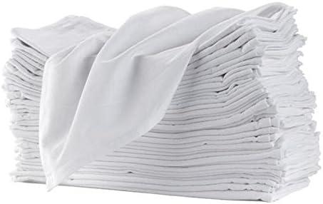 Simpli-Magic Flour Sack Max 60% OFF Towels Premium online shop White 31